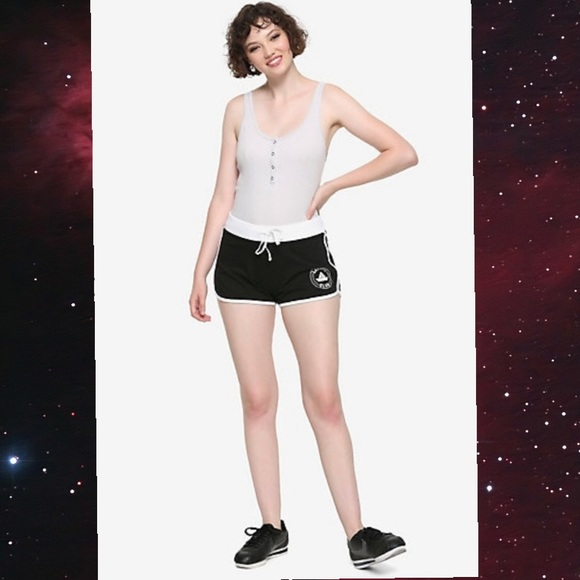 Tvmoviegifts IT Losers Club Girls Soft Shorts